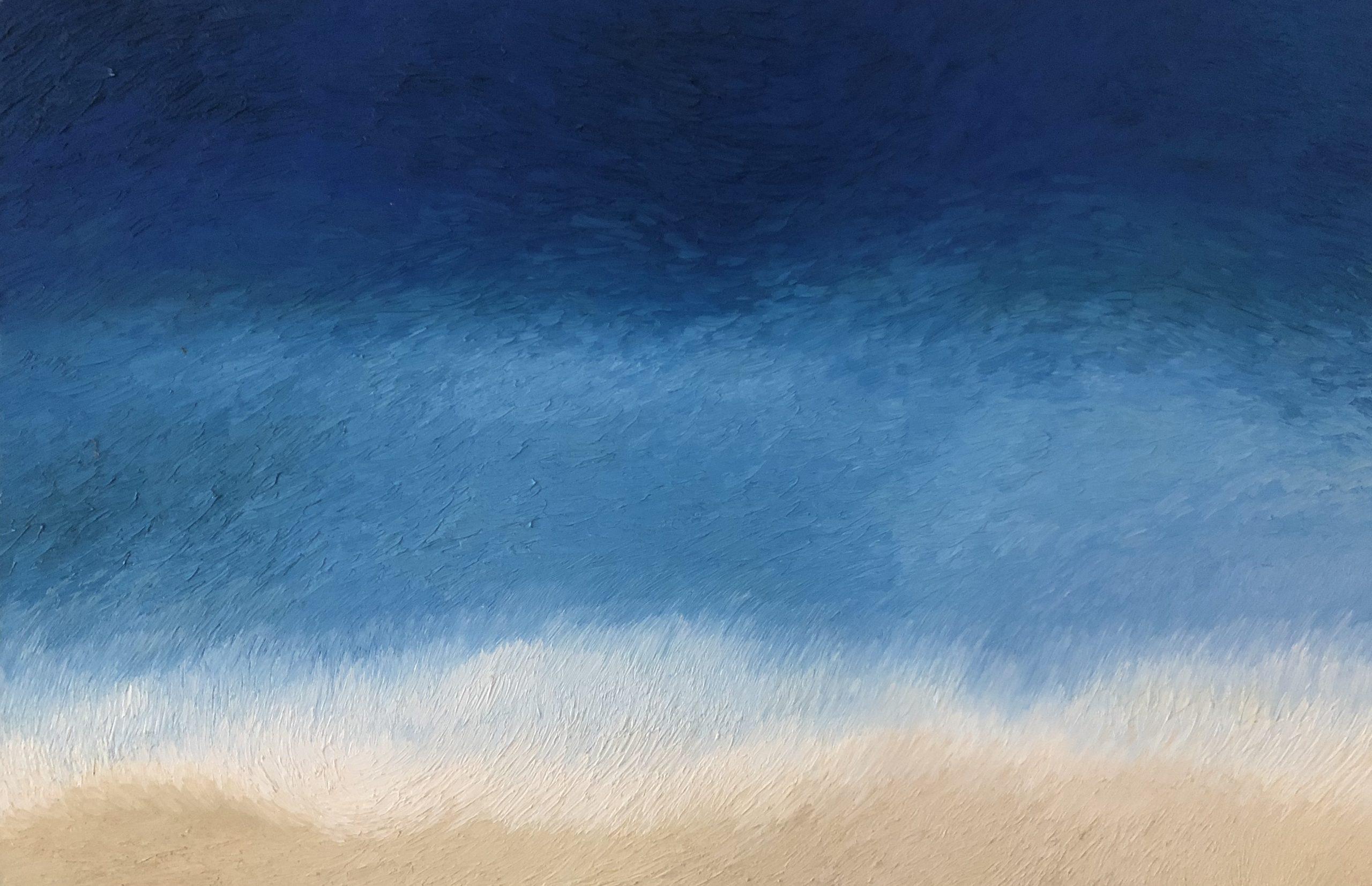 Cornwall beach surf
