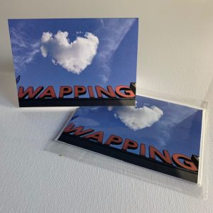 Love Wapping - greeting card